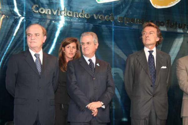 Paula Queiroz e Scajola e Montezemolo